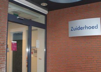 Entreepui Huisartsenpraktijk Den Bosch