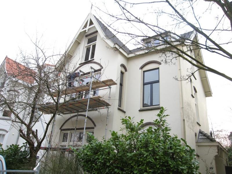 Houten kozijnen Utrecht