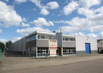 Upgrade bedrijfspand Rosmalen