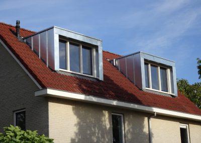 Zinken dakkapellen Zaltbommel