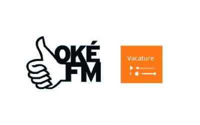 Heb je ons gehoord op Oké FM?